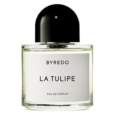 Exciting and fresh, this fragrance slowly unfolds like its namesake to reveal a hearts of Tulip Base, Blonde Woods and Vetiver.