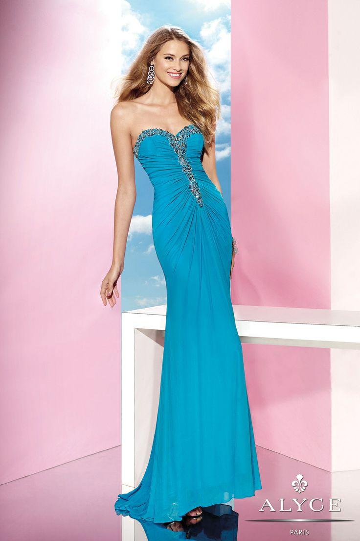 Evening dress b good