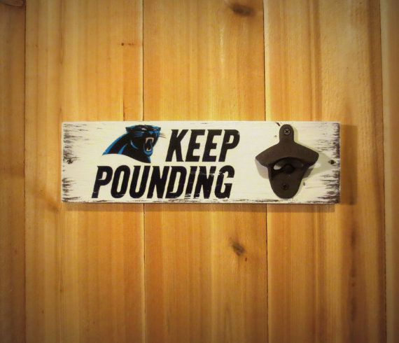 Carolina Panthers Keep Pounding Vintage By