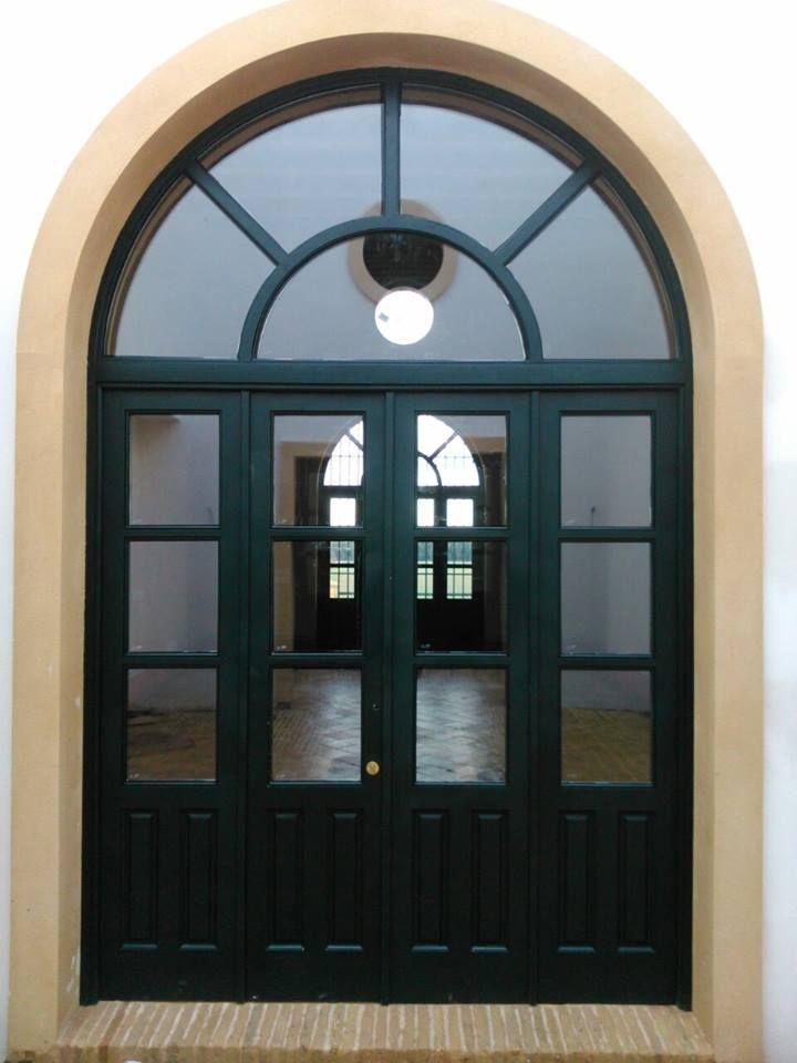Las 25 mejores ideas sobre tipos de puertas en pinterest - Tipos de puertas de interior ...