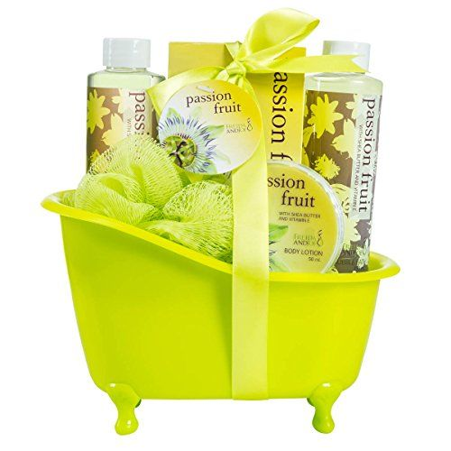 Passion Fruit Tub Bath Gift Set Freida Joe http://www.amazon.com/dp/B00LLIUZQE/ref=cm_sw_r_pi_dp_yoqMwb1G86BA6