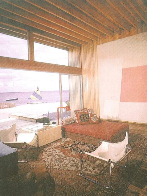 Fire Island Modernist (by Horrace Gifford)