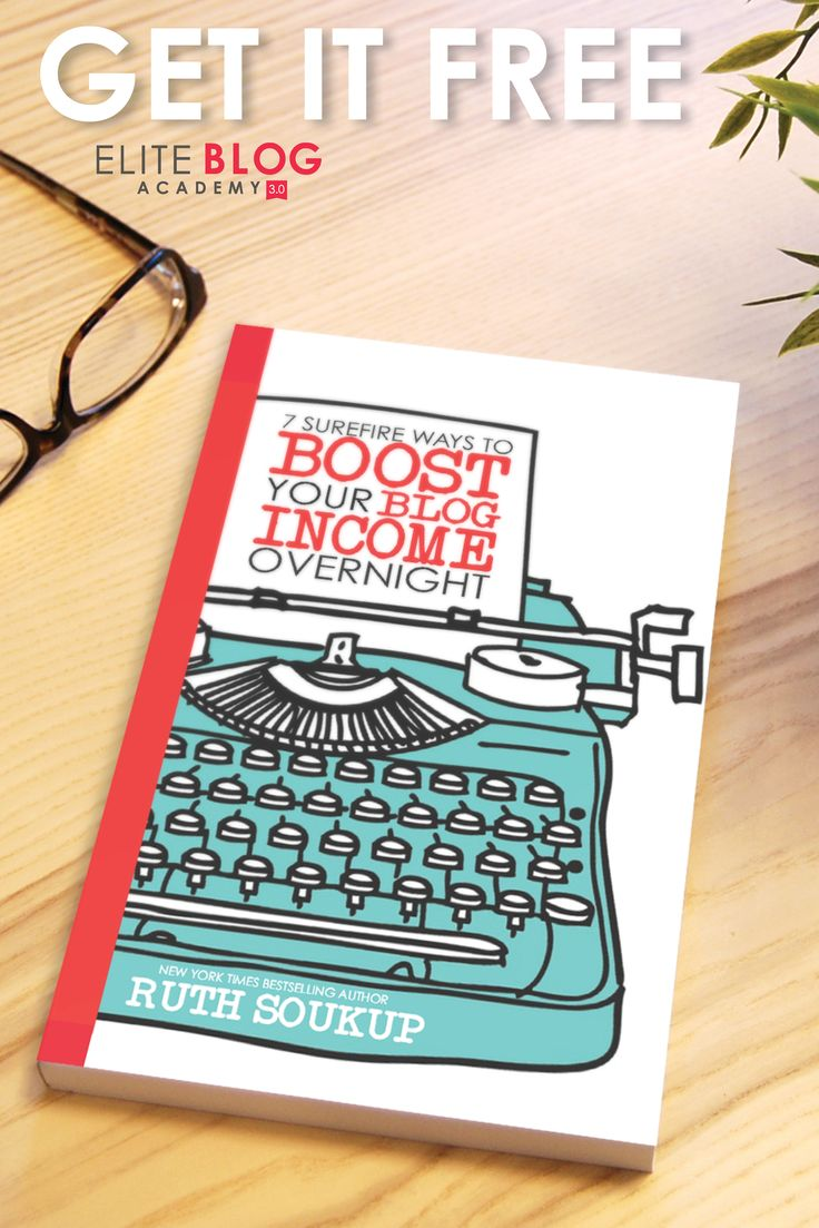 AWESOME eBook--an absolute must for bloggers. Just enter your name and email to download. It's about time your blog starts making you money. This is written by one of the most respected and successful bloggers in the country.