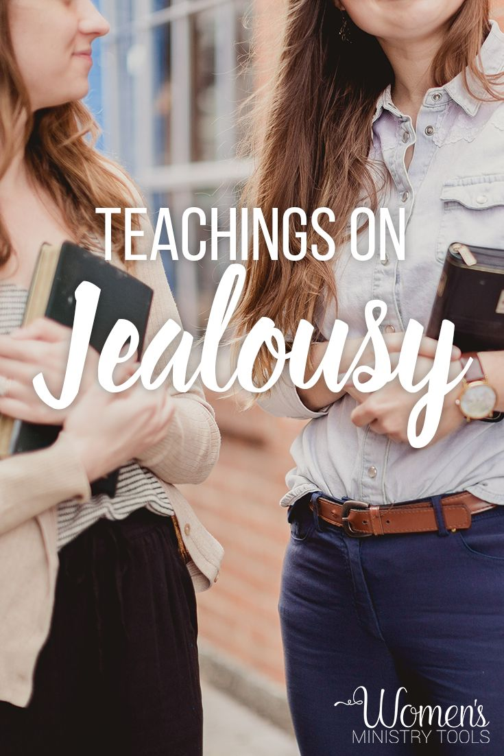 Click to find teaching and bible study outlines on the topic of Jealousy to help prepare for your next ministry event or small group.