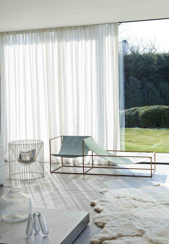 Super-Modern Design Wonderland — World of Bea (chair/lounge combo!)