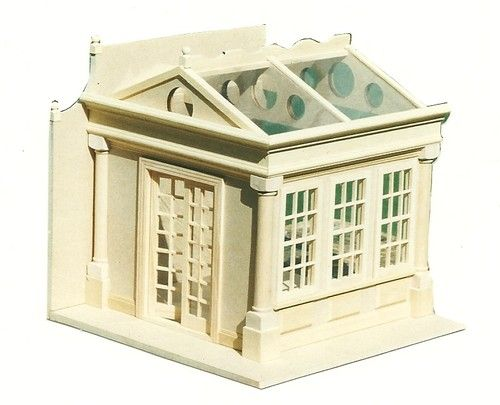1/12 scale Small Conservatory