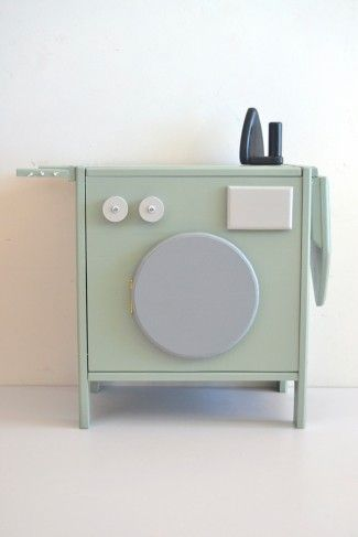 Washer Toy Kitchens | Macarena Bilbao
