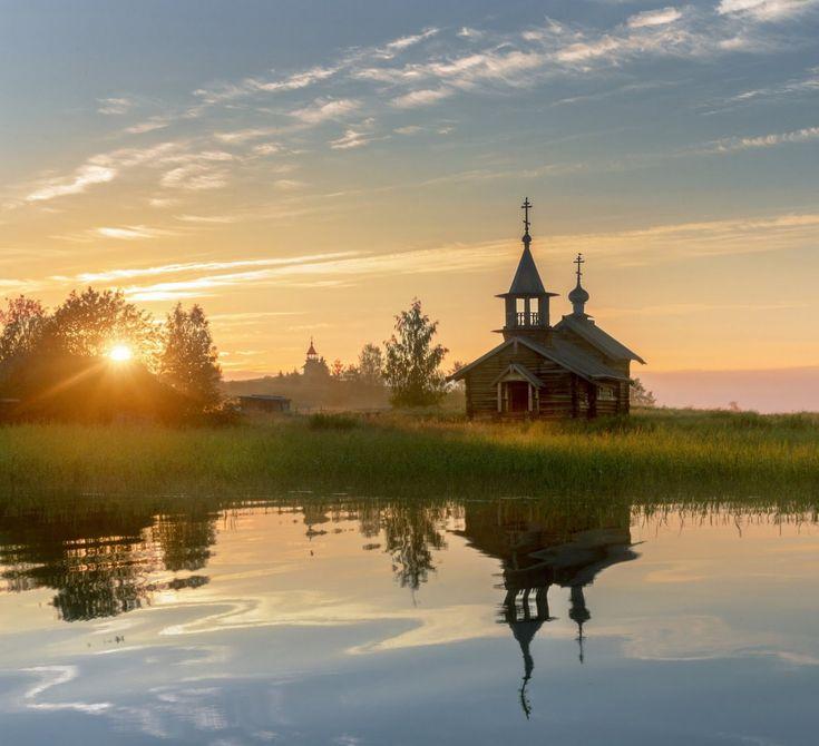 Красивые фотографии пейзажей россии