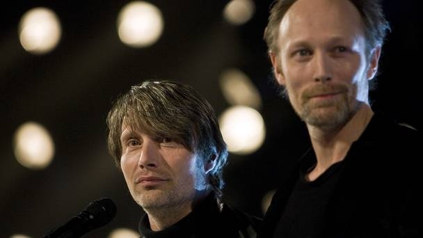 Mads & Lars Mikkelsen. Ye Gods, There Are Two Of Them
