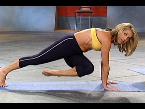 Denise Austin: Abs & Back Workout- Level 3 is an intense body sculpting abdominal workout that is designed to tighten and tone your abs, slim your waistline, and strengthen your lower back. Fitness Guru, Denise Austin takes you through this core-strengthening exercise that will burn fat and blast away those love handles fast. Shape long, lean ob...