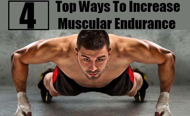 BodyBuilding eStore - http://www.bodybuildingestore.com/how-to-increase-muscular-endurance/
