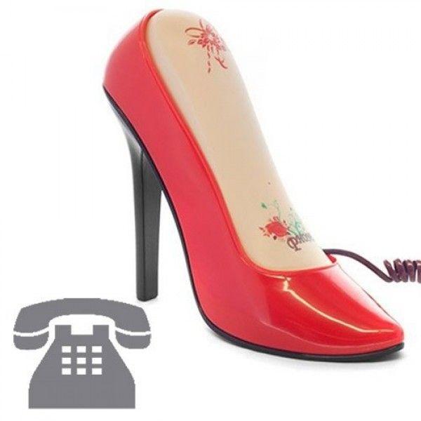 Τηλέφωνο - Γόβα Στιλέτο. Δείτε το εδώ: http://www.uniqueshop.gr/tilefono-goba-stileto.html