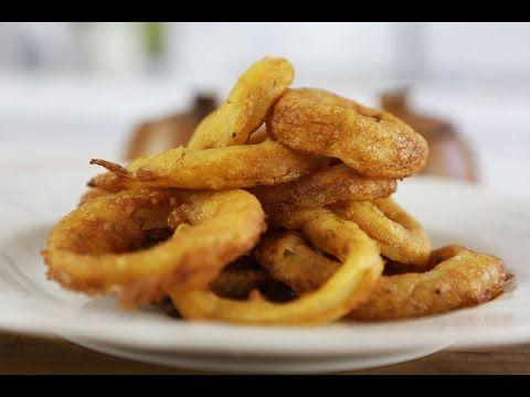 Çıtır Soğan Halkası Nasıl Yapılır ? - İdil Tatari - Yemek Tarifleri - YouTube