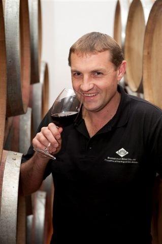 Winemaker - Eduard Malherbe