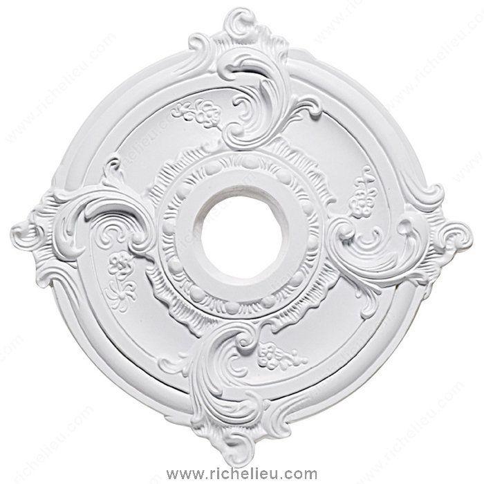 Médaillon de plafond 16 po - J44171699 - Quincaillerie Richelieu