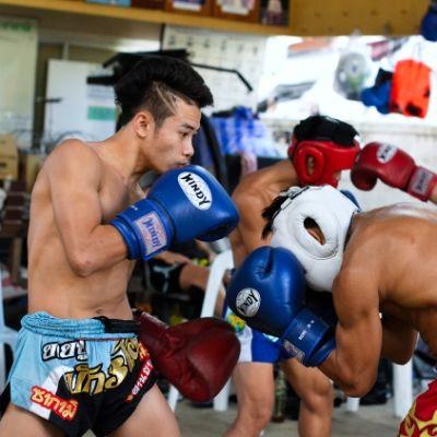 Manger comme un champion de boxe thaï