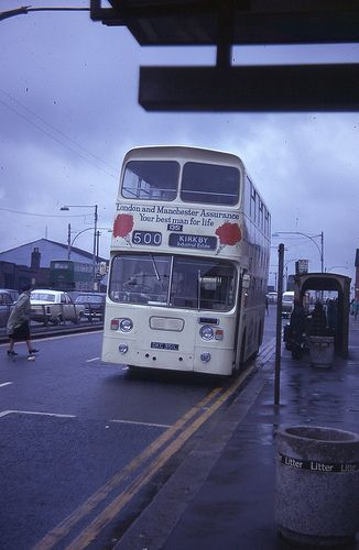 500 .. Liverpool .. Kirkby , limited stop .