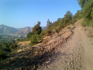 Cerro San Cristóbal - Wikiexplora