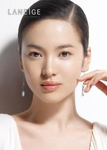 Image Detail For Korea S Natural Beauty Song Hye Kyo