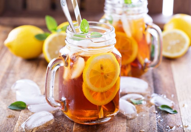 Ledový čaj