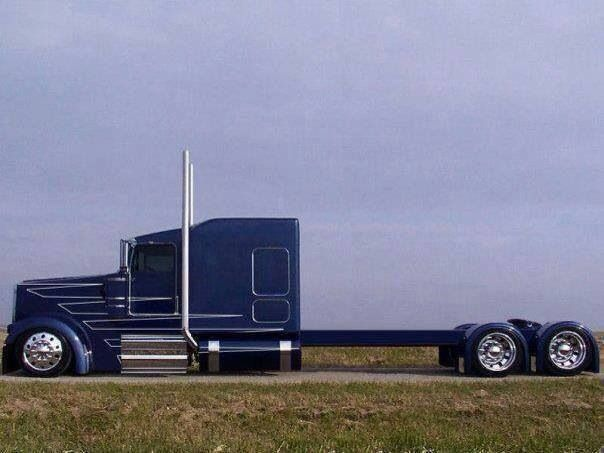 Stretched Blue KW