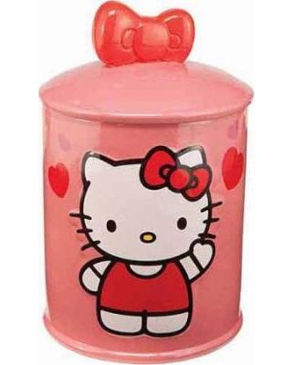 Spring Into This Deal: 70% Off Vandor Hello Kitty Ceramic Cookie Jar