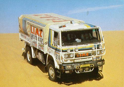 Liaz 111.154 Dakar