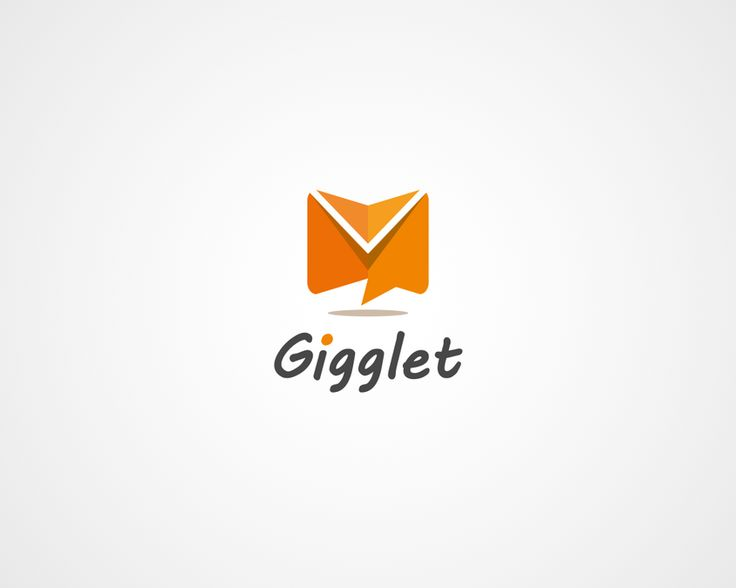Create an Youthful, Energetic, Creative Logo for Gigglet - Custom Greeting Cards by Celadon