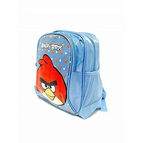 Pre School Bag For Kids Angry Birds Comfort Shoulder Strips Backpack Small NEW #AngryBirds