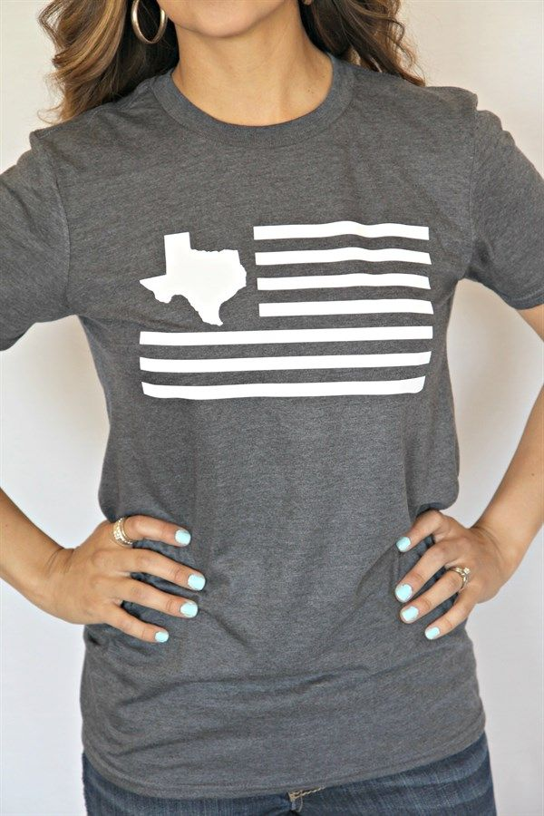 Personalized Flag State Shirts, are hot this season! The Perfect tee for outdoor parties and picnics.