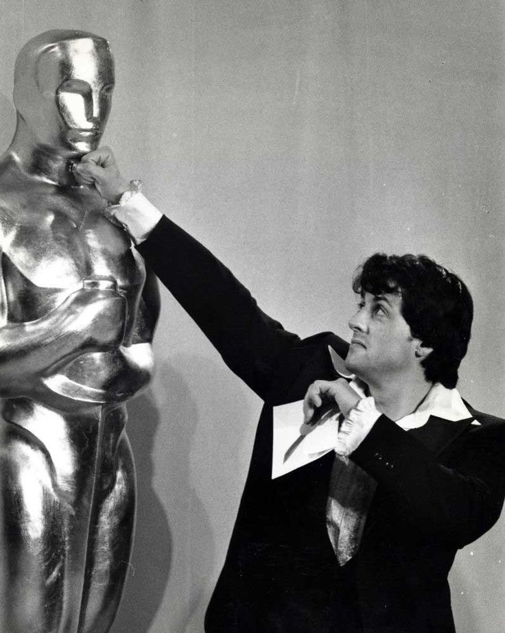 Rare and beautiful celebrity photos | Sylvester Stallone