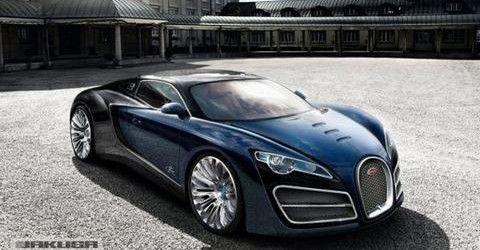 Bugatti 2016
