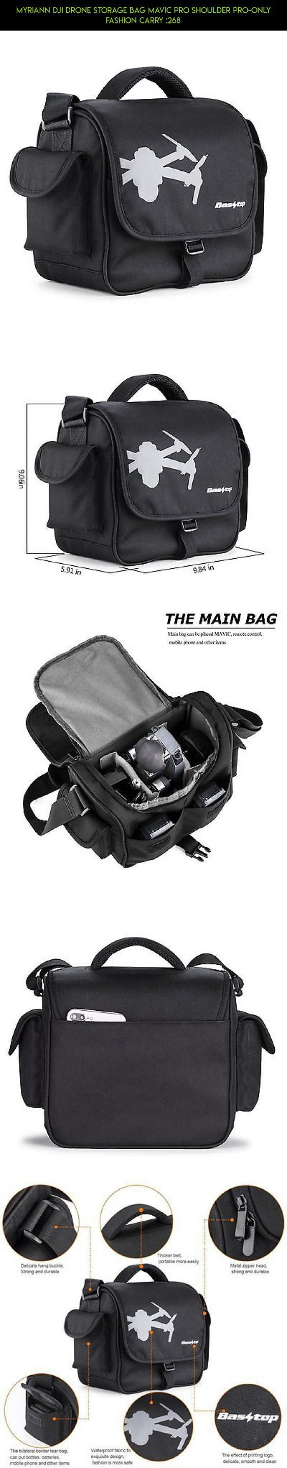 MYRIANN DJI drone storage bag Mavic Pro shoulder Pro-only fashion carry :268 #drone #drone #pro #shopping #camera #technology #parts #plans #mavic #racing #fpv #gadgets #tech #kit #products #only