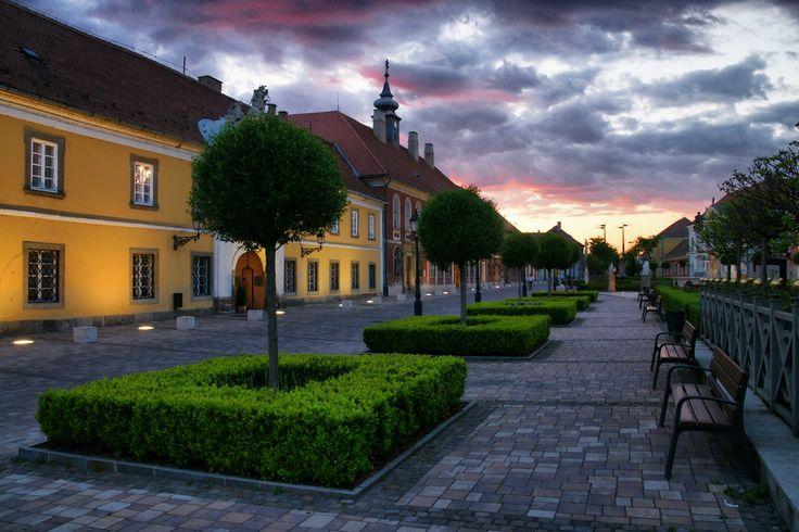 Vac, Hungary (by Zsofia Mohos)