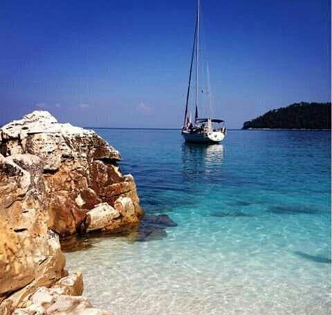 Thasos island,Greece