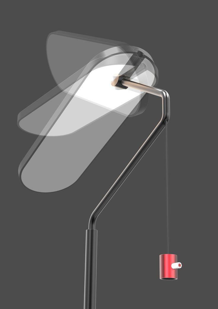 www.jchworks.com  The Switch 001 | Lighting, Feb-Jun 2016  Floor lamp
