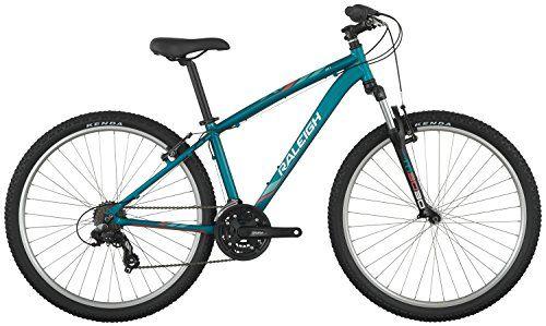 "Raleigh Bikes 2016 Eva 2 Women's Mountain Bike, 17"" /Md Frame, Teal, 17"" / Medium http://coolbike.us/product/raleigh-bikes-2016-eva-2-womens-mountain-bike-17-md-frame-teal-17-medium/"
