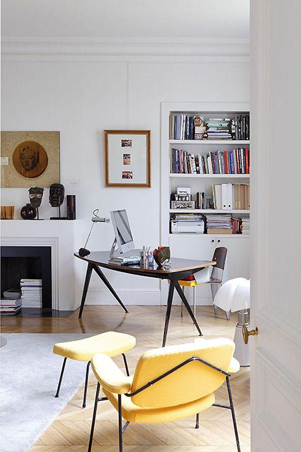 Interiors by Sandra Benhamou