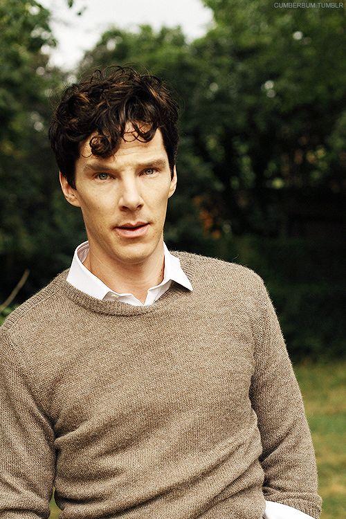 I love him in a jumper! I'd love him to jump me!!!