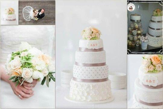 Hochzeitstorte  ..... Wedding Cake