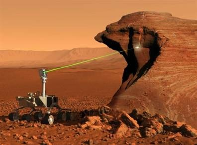 NASA's Curiosity rover scores touchdown on Mars