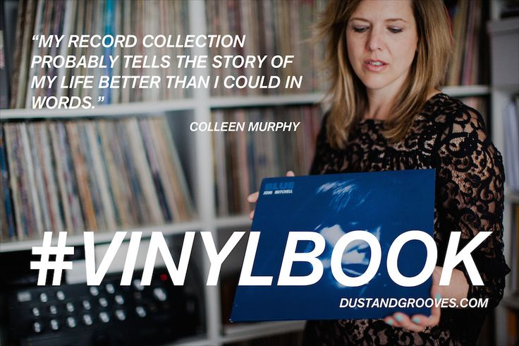 Vinyl Quotes: Colleen Murphy