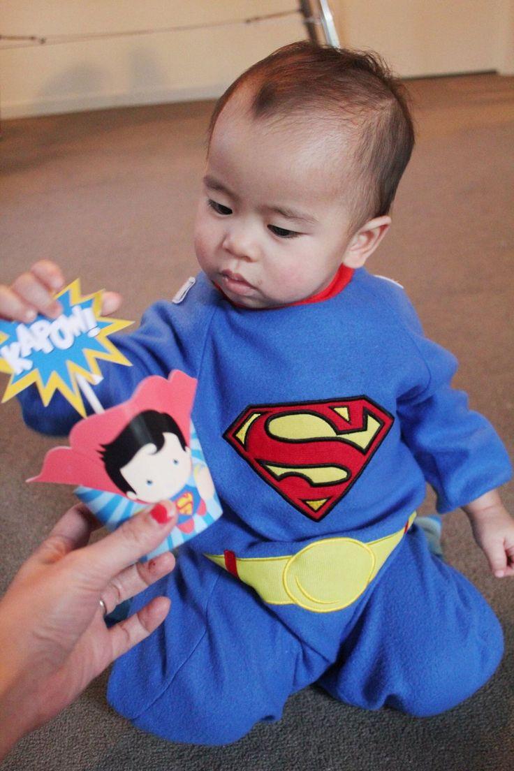 my superman baby