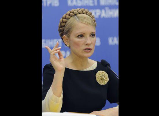 Yulia Tymoshenko : A World Leader Of Style (SLIDESHOW)