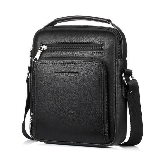 <b>2018 New</b> Designer High Quality <b>Pu</b> Leather Men Shoulder Bag ...