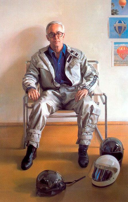 Claudio Bravo - Chilean painter - 1936-2011