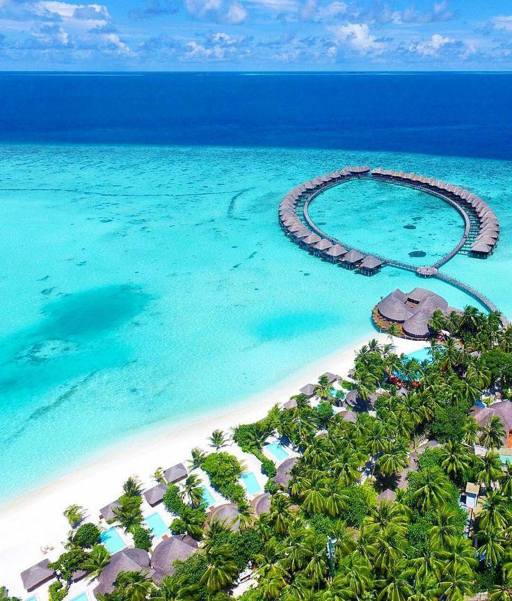 "1,822 Likes, 17 Comments - Maldives (@omaldives) on Instagram: ""The Maldives Island - Sun Aqua Vilureef Maldives Island Resort  Photo @vilureefmaldives #Maldives…"""