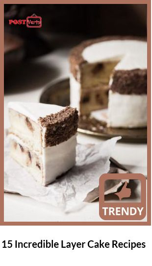 Layer Cake Recipes.1.Rum-Mocha Walnut Layer Cake2.Brown-Butter Layer ...