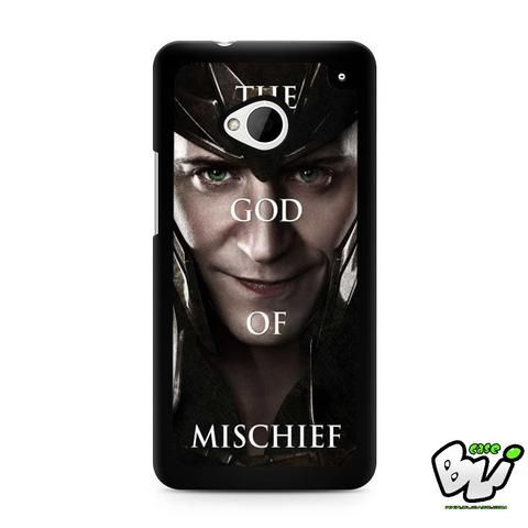Loki The God Of Mischief HTC G21,HTC ONE X,HTC ONE S,HTC M7,M8,M8 Mini,M9,M9 Plus,HTC Desire Case