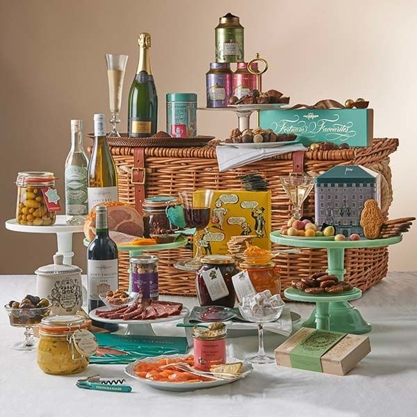 Win a delicious Fortnum and Mason Belgravia Hamper!  The Queen's grocer...